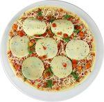Pizza Teller OBEN